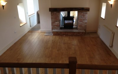 New Look Farm House Sitting Room